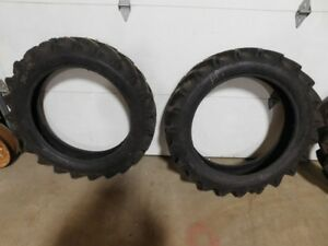 John Deere Ih Ford Tractor 8 3x28 Tires 03309