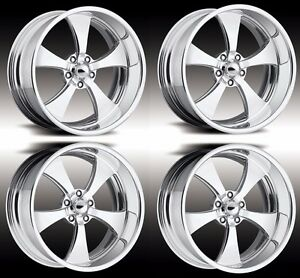 17 Pro Wheels Forged Billet Wheels Jet V Intro Foose Us Mags Muscle Car Hot Rod