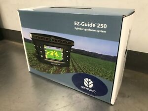 New Trimble Ez Guide 250 Gps Lightbar With Mini mag Antenna 92000 60