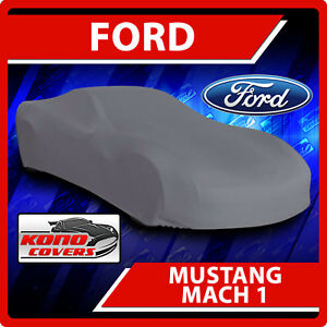 Ford Mustang Mach 1 1969 1970 Car Cover 100 Waterproof 100 Breathable