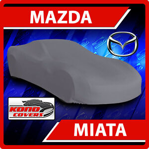 2006 2009 Mazda Miata Roadster Car Cover Ultimate Hp All Season Custom Fit