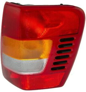 Depo Nsf Tail Light For 1999 2002 Jeep Grand Cherokee Passenger Side 55155138ac
