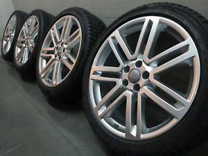 20 Inch Winter Wheels Original Audi S6 Rs6 4g C7 S line Rims 4g0601025as l6