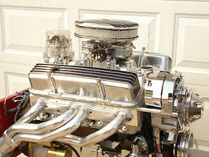 S B Chevy 350 Hi Performance Turn Key 350 Hp Crate Engine Cr Ehb 24