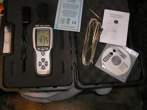 Sound Level Meters Environment Test Meter Dt 8852 For Noise Project 31 5hz 8khz