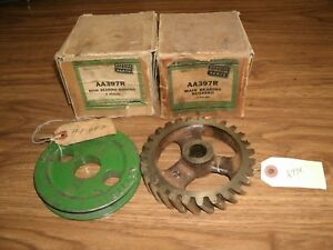 Antique 1934 1939 John Deere Model A Tractor Nos Main Bearings Nos Parts