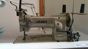 Juki Walking Foot Industrial Sewing Machine Lu 562 110 Volt