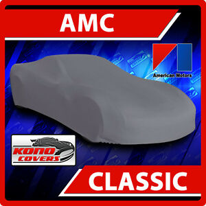 1963 1964 1965 1966 Amc Rambler Classic Station Wagon Car Cover Hp Custom fit