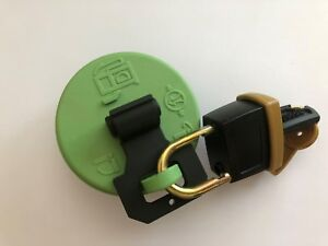 1428828 2010330 2849039 Caterpillar cat Locking Fuel Cap Diesel Padlock Key