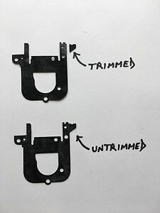 1937 38 39 Ford Wagon Convertible Trico Vacuum Wiper Motor Gaskets