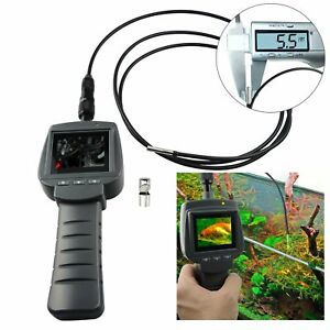 2 4 Handheld Industrial Inspection Camera Endoscope 5 5mm 2m Cable Ip67 Scope