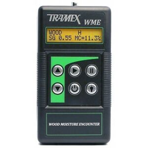 Tramex Wood Moisture Encounter instrument Only Optional Relative Humidity