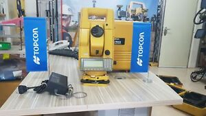 Topcon Gts 703 Total Station Used