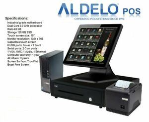 Aldelo Pro Pos For Coffee Deli Pizza Yogurt And Cafe Pos System