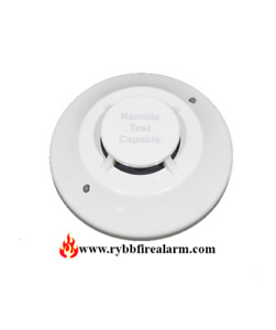 Firelite Sd355r Intelligent Photoelectric Smoke Detector Free Ship The Same Day