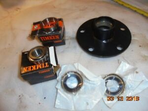 Economy Power King Spindle Housing W Bearings And Seals