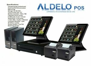 Aldelo Pos Pro Certified Complete Dine In Pos System Computers