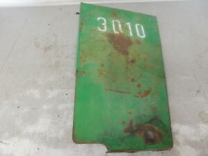 John Deere 3010 Tractor Right Rear Engine Side Panel Ar26850 11572
