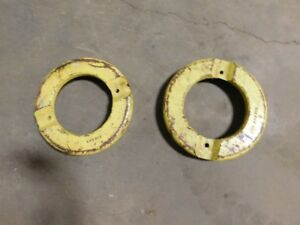 John Deere L M Tractor Front Wheel Weights L4297t 03335