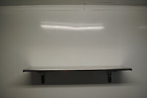 Sale Cnl Cabinets 72 Iinch Concession Trailer Fold Down Shelf All Aluminum