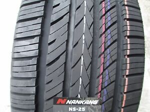 4 New 255 45zr18 Inch Nankang Ns 25 All season Uhp Tires 45 18 R18 2554518