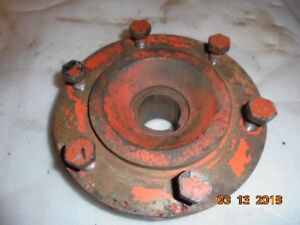 Economy Power King Jim Dandy 1612 Rear Axle Hub W bolts