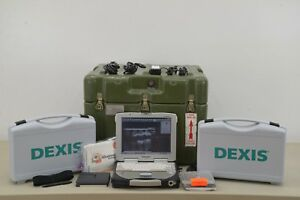 2 Sets Dexis 601p Digital X ray Sensor System W Laptop Software