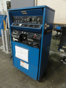 Miller Syncrowave 351 Welding Power Source Phase 1