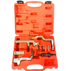 10pcs For Bmw N12 N14 Mini Cooper Engine Camshaft Alignment Timing Tools W Case