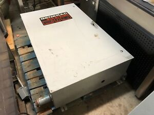 Generac Gts Automatic Transfer Switch For Generator 600 Volts 200 Amps 120 208v
