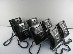 Lot Of 7 Avaya 1408 1408d04a 003 Digital Voip Ip Business Phone 700504841 24936