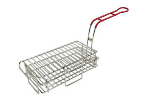 Winco Fb 03 11 1 2 X 6 X 3 7 8 Chimichanga burrito Fry Basket