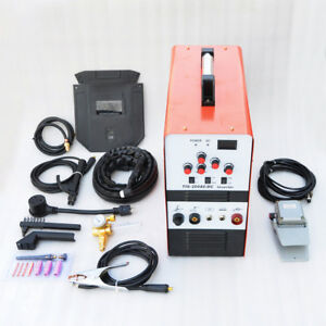Glf 110v Ac Dc Inverter Mma Welding Machine Stainless Carbon Steel Welder New