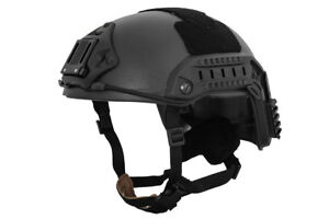 Lancer Tactical Simple Version Maritime Helmet (Black)  25780