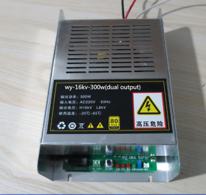 High Voltage Power Supply Smoke Purifier Electrostatic Precipitator Air Cl