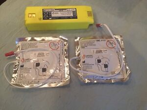 Cardiac Science Powerheart Aed G3 Plus 2 Adult Aed Pads electrodes