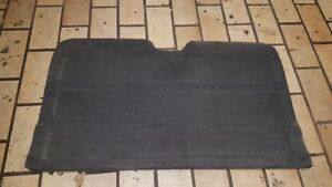 Rear Cargo Cover Black Trunk Edm Oem Honda Crx Ed9 Ee8 Ef8 Civic Sir 88 92 Rare
