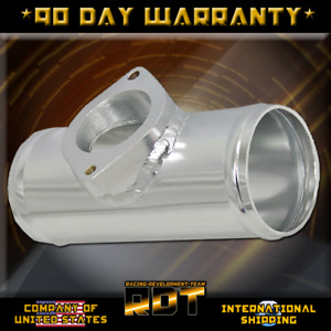 Blow Off Valve 2 5 Inch Flange Pipe Adapter For Greddy Type Rs Type R