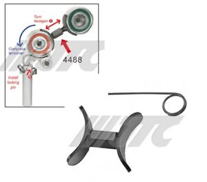 Jtc Toyota Timing Belt Tensioner Tool By Jtc 4488