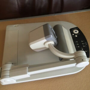 Elmo P10 original Document Camera Visual Presenter Projector W power Adapter