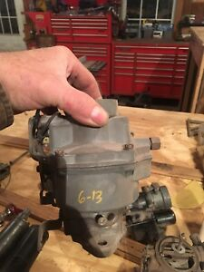 1940 41 42 43 44 45 46 47 48 49 50gmc Chevy Pickup Truck Carburetor Rebuilt