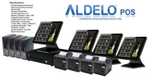Aldelo Pos Pro Approved Activated Restaurant Software And Windows 10 Hardware
