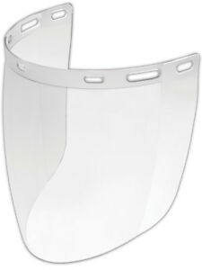 Gateway Safety G675 Safety Clear Venom Face Shield 10 Pack