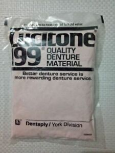 Lucitone Quality Material Powder For Acrylic Denture 100 Gm ods
