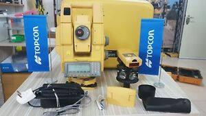 Topcon Gts 823a Total Station Used