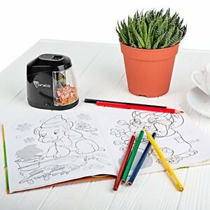 Electric Pencil Sharpener Battery Or Usb Personal Home Office School
