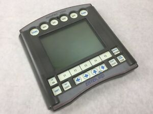 Entek Ird Datapac 1500 Front Cover With Screen Scrached Screen