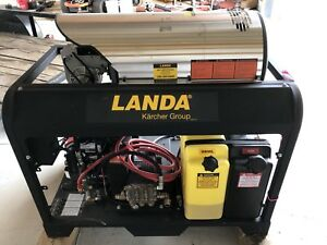 Landa Hot cold Pressure Washer