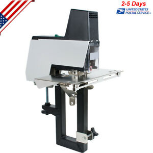 Electric Auto Flat And Saddle Stapler Heavy Duty Binding Machine 2 50 Sheet 110v