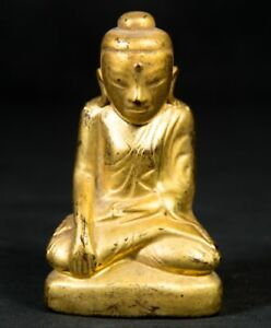 19th Century Antique Myanmar Buddha Statue From Burma Antique Buddha Statues